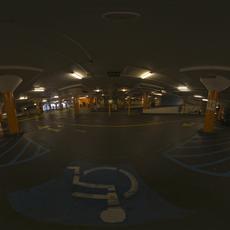 Free HDRimages San Francisco Parking Garage