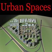 Urban Design 127 3D Model