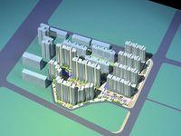 Urban Design 130 3D Model