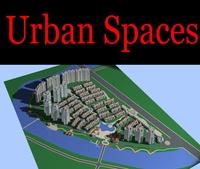 Urban Design 133 3D Model