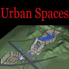 Urban Design 134 3D Model
