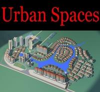 Urban Design 138 3D Model