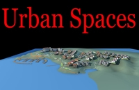 Urban Design 140 3D Model