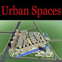 Urban Design 141 3D Model