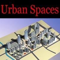 Urban Design 142 3D Model
