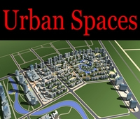 Urban Design 144 3D Model