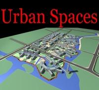 Urban Design 147 3D Model