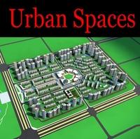 Urban Design 153 3D Model