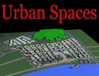 Urban Design 154 3D Model