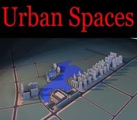 Urban Design 155 3D Model