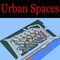 Urban Design 156 3D Model