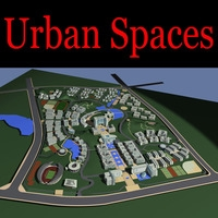 Urban Design 159 3D Model
