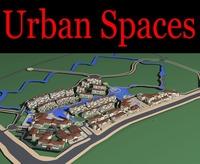 Urban Design 161 3D Model