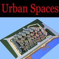 Urban Design 162 3D Model