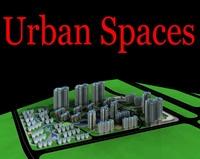 Urban Design 166 3D Model