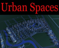 Urban Design 168 3D Model