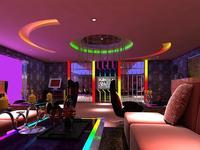 Bar 006 3D Model