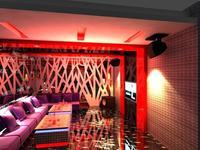 Bar 007 3D Model