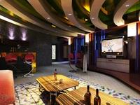 Bar 008 3D Model