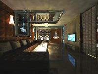 Bar 019 3D Model