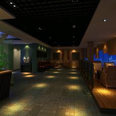 Bar 078 3D Model
