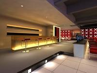 Bar 085 3D Model