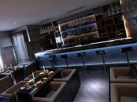 Bar 101 3D Model