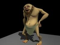 Free Caveman for Maya 0.1.0