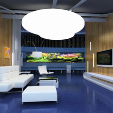 Commercial Space 021 3D Model