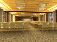 Conference Room 001 3D Model