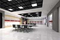Conference Room 002 3D Model