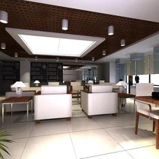 Conference Room 006 3D Model