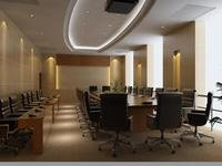 Conference Room 008 3D Model