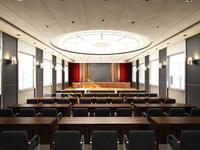 Conference Room 010 3D Model