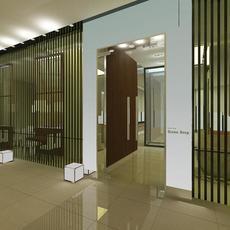 Conference Room 012 3D Model