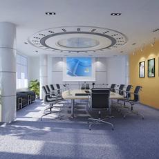 Conference Room 013 3D Model