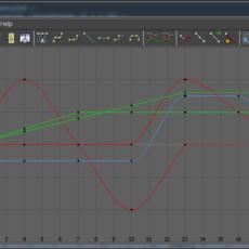 AnimCurve Toolbox for Maya 1.0.5 (maya script)