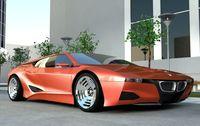 BMW M1 Hommage 3D Model