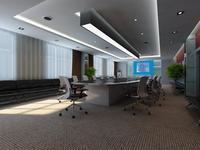 Conference Room 015 3D Model