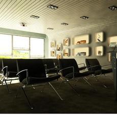 Conference Room 017 3D Model