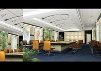 Conference Room 018 3D Model