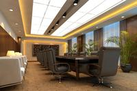 Conference Room 023 3D Model