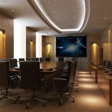 Conference Room 029 3D Model
