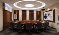 Conference Room 030 3D Model