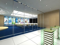 Conference Room 034 3D Model