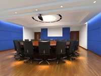 Conference Room 038 3D Model