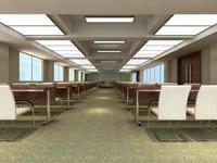 Conference Room 040 3D Model