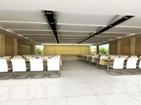 Conference Room 041 3D Model