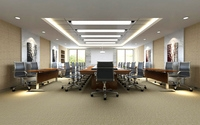 Conference Room 044 3D Model