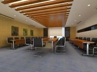 Conference Room 046 3D Model